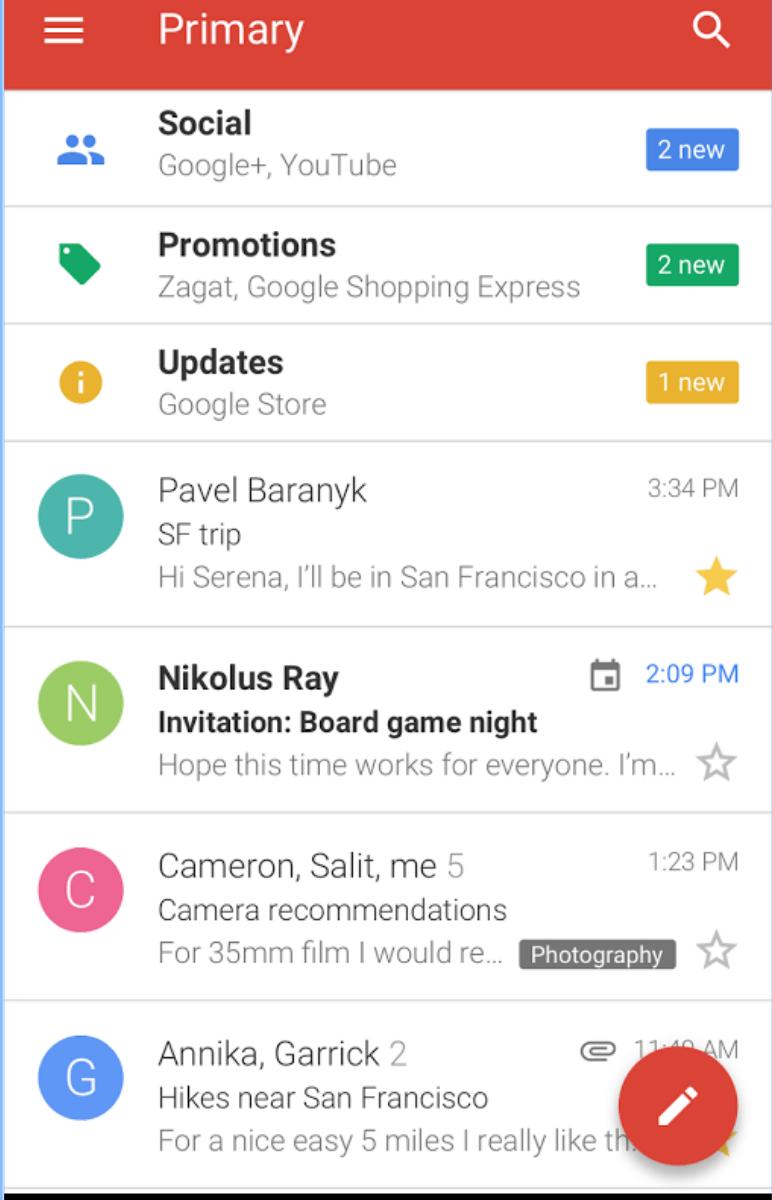 Gmail Go
