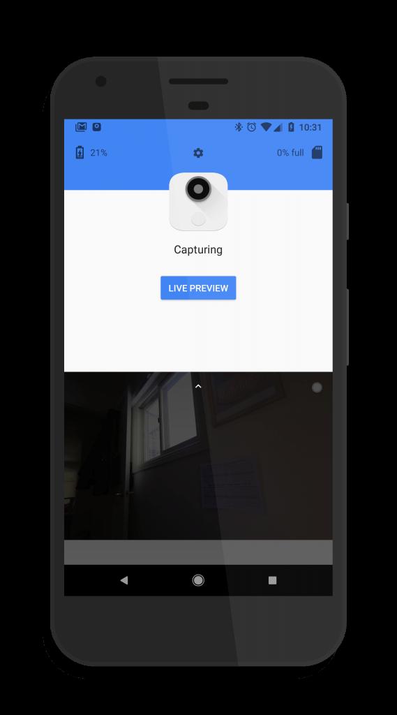 Google Clips App
