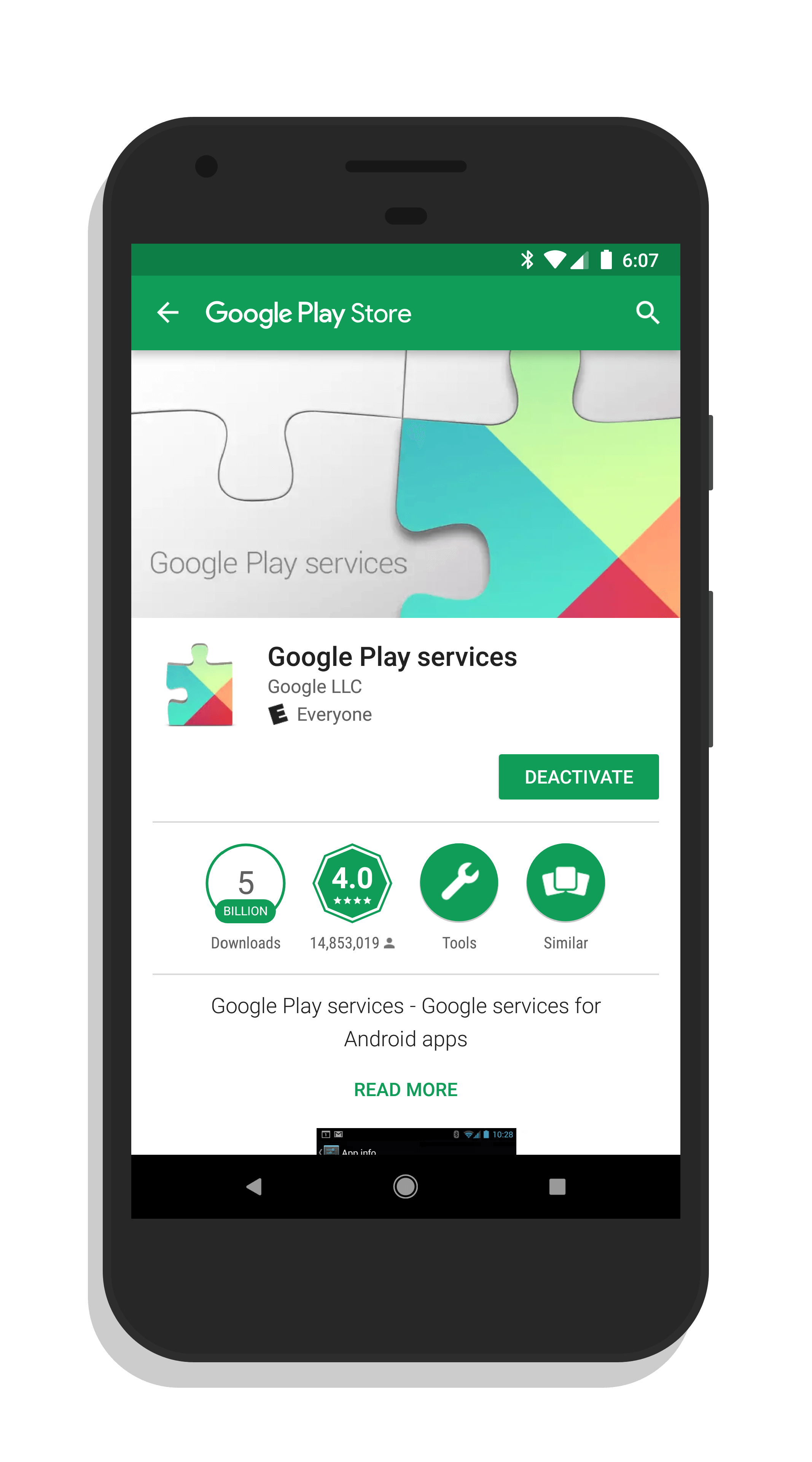 Google Play Services Update Released to Fix Network Issues