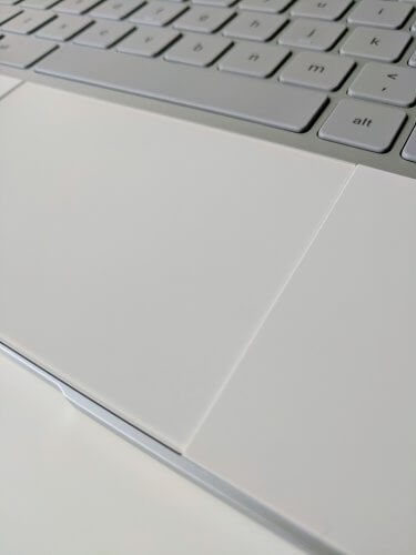 Large and Accurate Trackpad