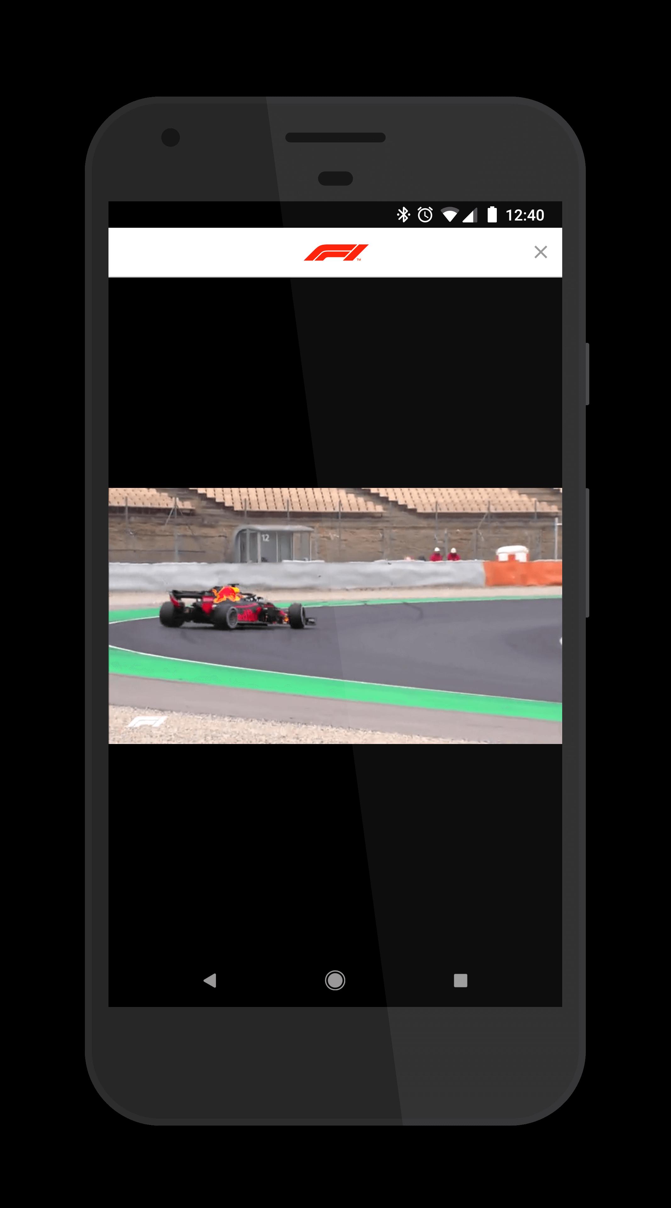 Formula 1 Announces F1 TV Grand Prix Subscription Service