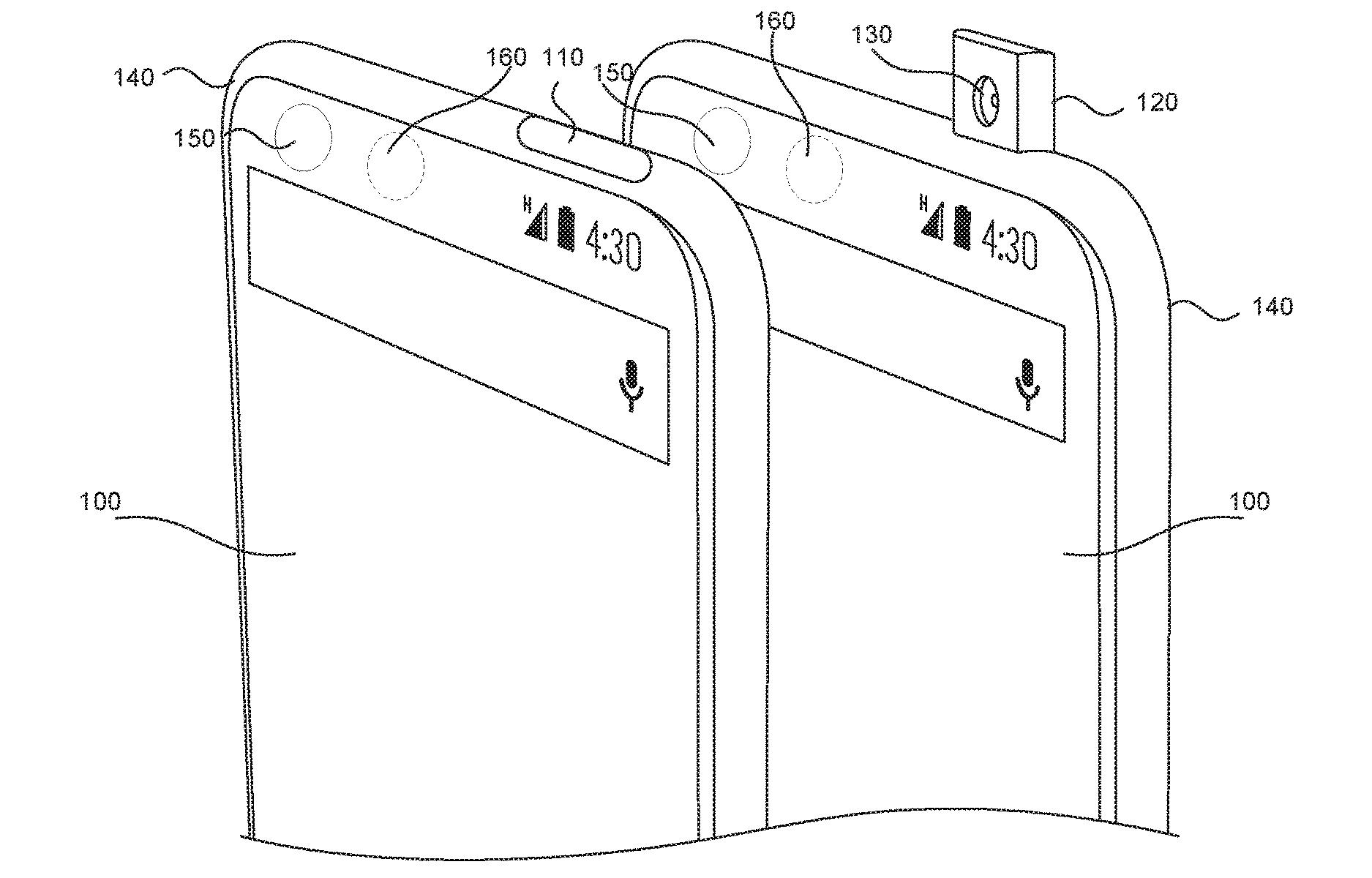 Essential Pop-Up Camera Patent Image