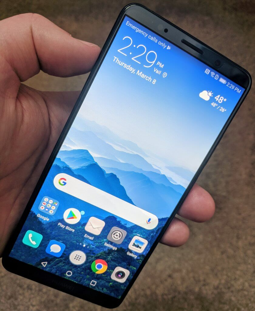 Deal - Huawei Mate 10 Pro Down to $549, Its Lowest Price
