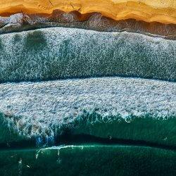 Nokia 7 Plus - Curl Curl Beach Aerial