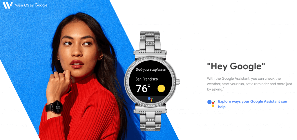 Wear OS by Google Site