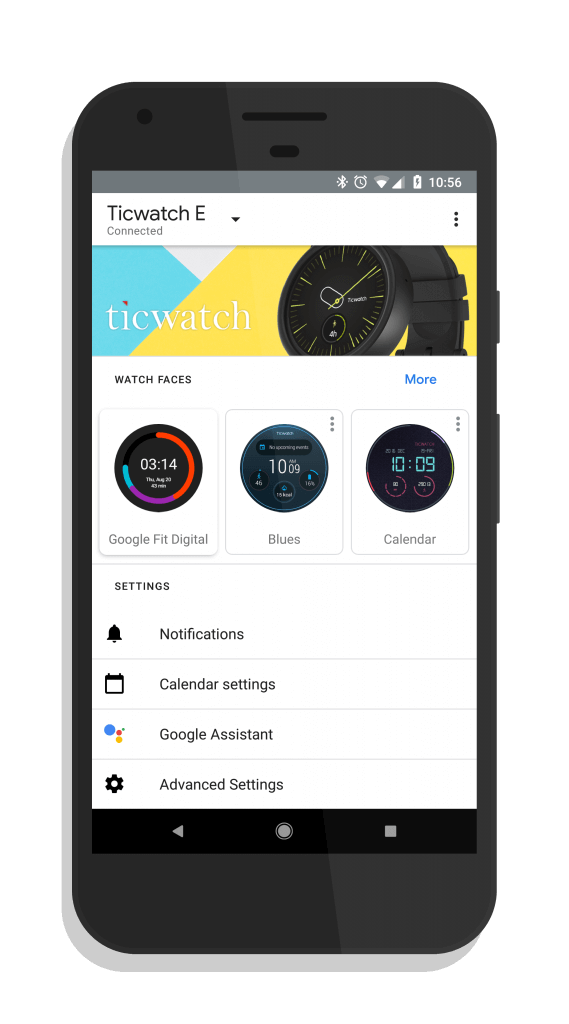 Wear OS for Android