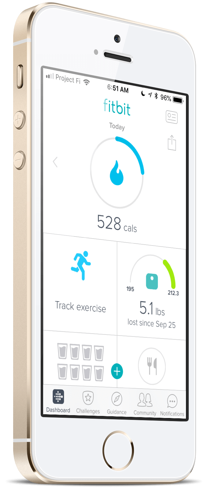 Fitbit for iOS - May 2018