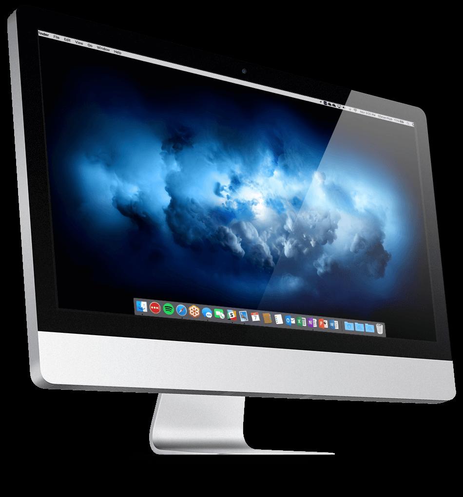 MacOS High Sierra - iMac