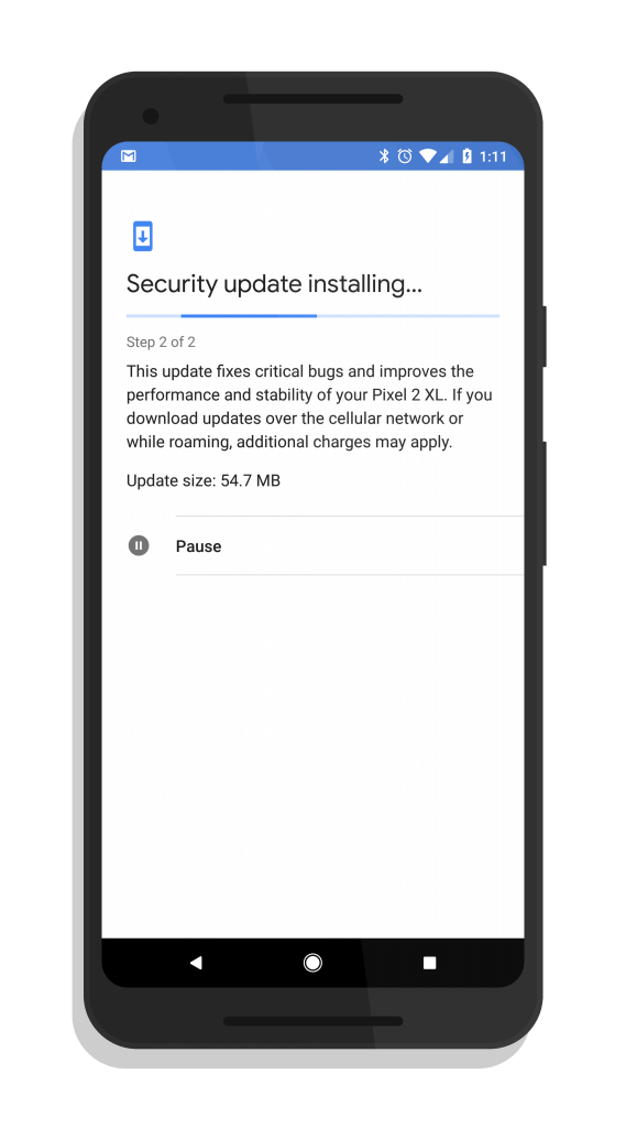 July 2018 Android Security Update