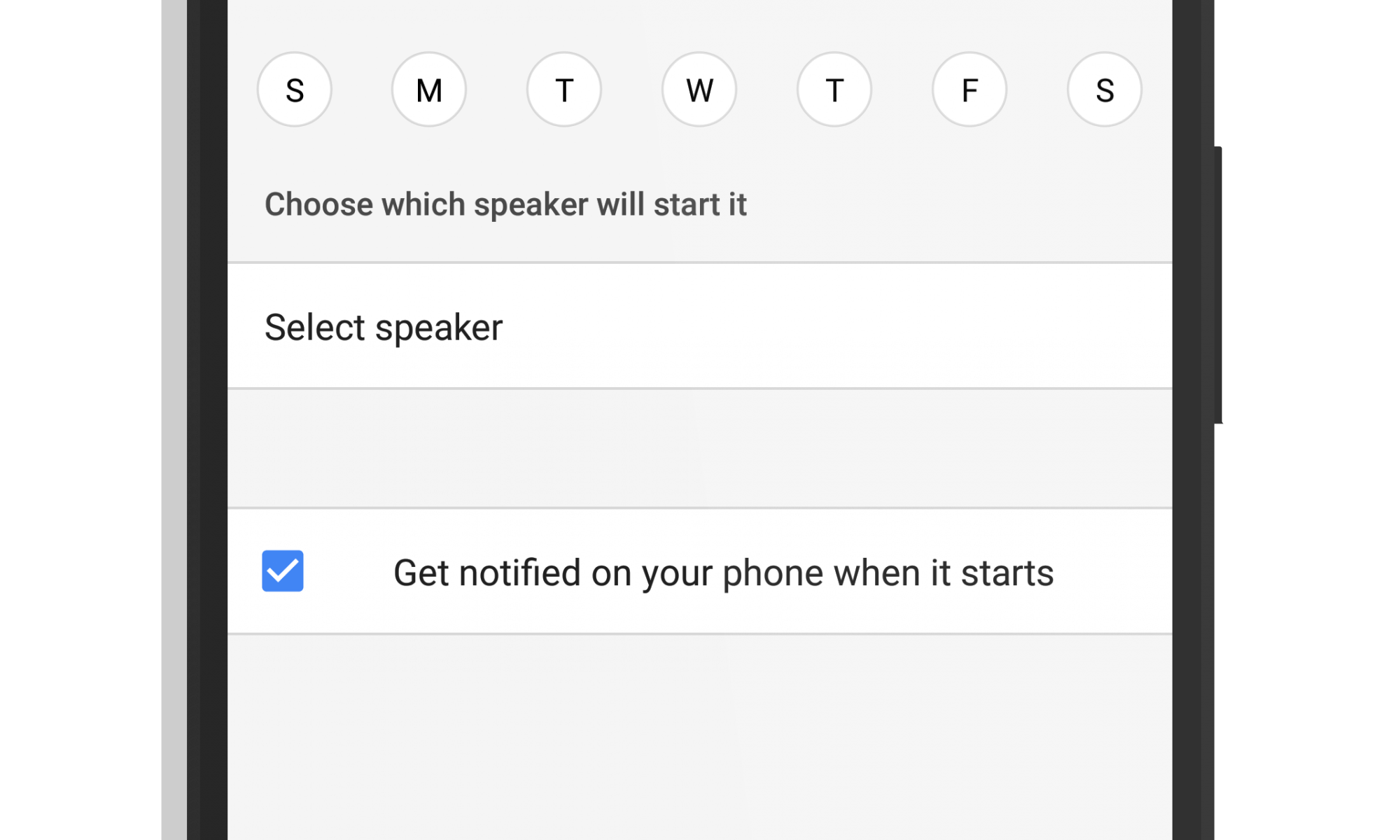 Schedule Custom Routines on Google Home